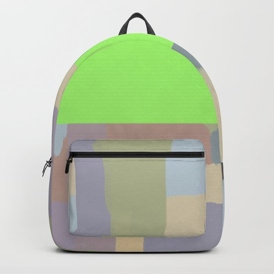Abstract Painting No. 15 Backpack
