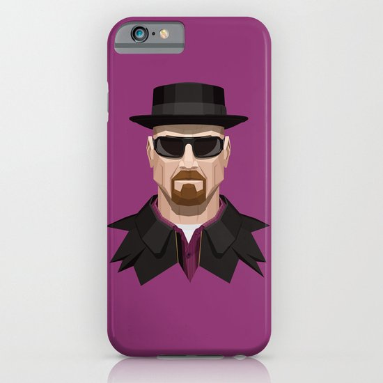 Breaking Bad - Heisenberg iPhone & iPod Case
