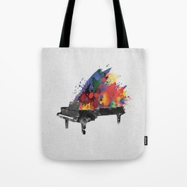 Symphony Series: The Piano Tote Bag