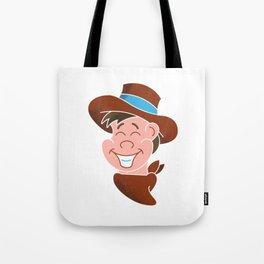 Cowboy Kid Tote Bag