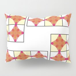 Fun times in the rectangle Pillow Sham