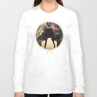 stargate Long Sleeve T-shirts featuring STARGATE by Nika