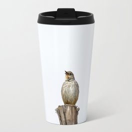 Basket of Junin (Asthenes virgata) Travel Mug