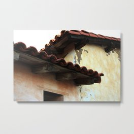 Spanish colonial  Metal Print