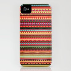 Bulgarian Rhapsody Pattern iPhone (4, 4s) Slim Case