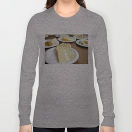 Cake Slices Long Sleeve T-shirt