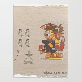 ojotéotl Poster