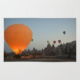 Cappadocia Balloon Rug