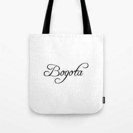Bogota Tote Bag