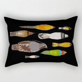 Pretty Dead Rectangular Pillow