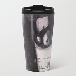 Irene [stolen portrait] Travel Mug