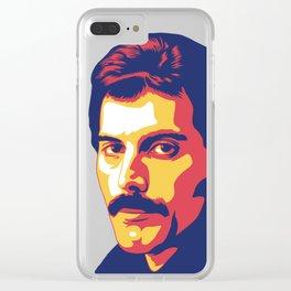 Freddie Clear iPhone Case
