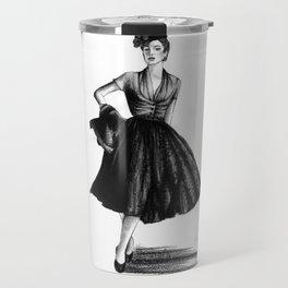 Fashion 1950 Travel Mug