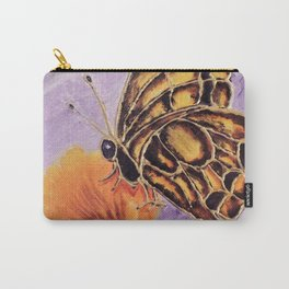 Delicateness butterfly | Délicatesse papillon Carry-All Pouch