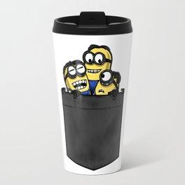 pocket minion Travel Mug