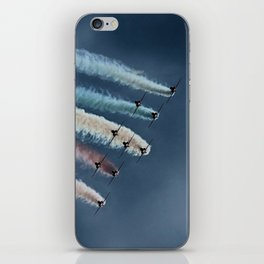 Red Arrows iPhone Skin