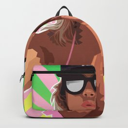 This Girl Wants To Kiss Me Backpack