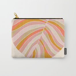 Tropical Leaf, 1975 Carry-All Pouch