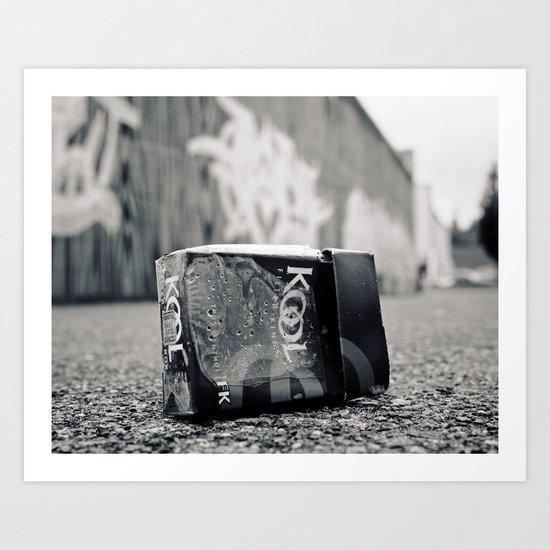Urban Kool Art Print