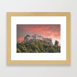 Stirling Castle Framed Art Print