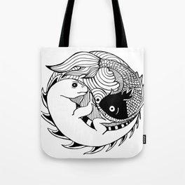 Paces & Iguanas Tote Bag