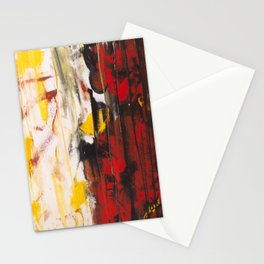 Burning Daisy's In The Morning Stationery Cards