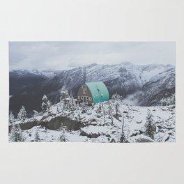 Conrad Kain Hut Rug