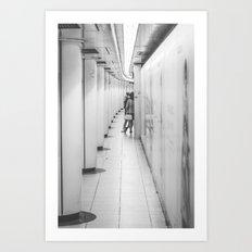 Japan - Nagoya Art Print