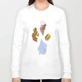 Composition #3 Long Sleeve T-shirt