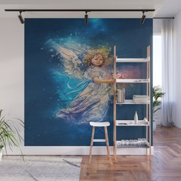 Guardian Angel Wall Mural