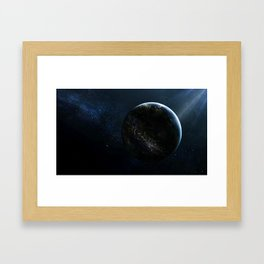Earthlings Framed Art Print
