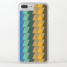 Triangle 2.0 Clear iPhone Case
