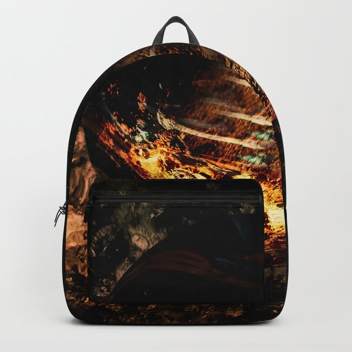 water Fire Backpack