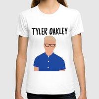 tyler spangler T-shirts featuring Tyler Oakley by BethTheKilljoy