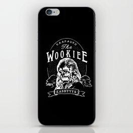 The Wookiee iPhone Skin
