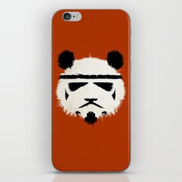Panda Trooper iPhone Skin