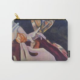 Mother's Hands Carry-All Pouch