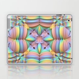 Symmetry in Pastels Laptop & iPad Skin