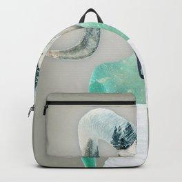 capricorn waif Backpack