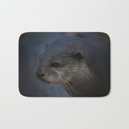 Small Clawed Otter Bath Mat