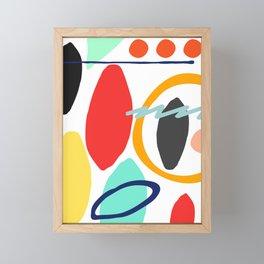 90s Framed Mini Art Print
