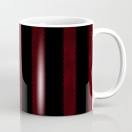 Gothic Stripes III Coffee Mug