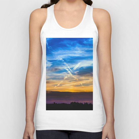 Going Through Changes Unisex Tank Top