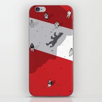 political iPhone & iPod Skins featuring Historical Political Figure by Pier Antonio Zanini
