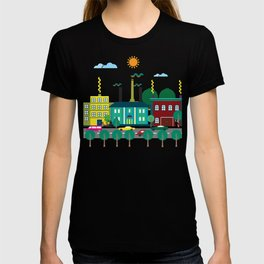 Industrial area T-shirt