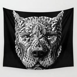 Pitbull Wall Tapestry