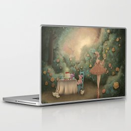 Flowers for the Table Laptop & iPad Skin