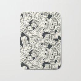 Conversational (Money) : TM17085 Bath Mat