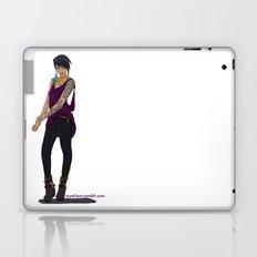 Modern Morrigan Laptop & iPad Skin