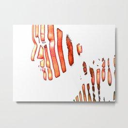 DECONSTRUCT Metal Print